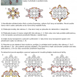 Náušnice Baroque - schéma